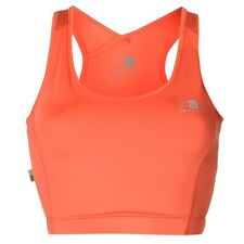 Karrimor Ladies Hot Coral Run Bra Top - BNWT