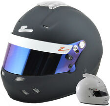 ZAMP - RZ-58 SA2015 Auto Racing Helmet - HANS Opt. Fresh Forced Air Snell Rated