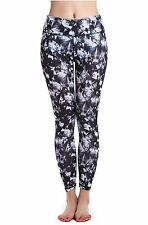 Women Yoga Gym Trainning Sports Stretch Workout Leggings Pants Fitness Trousers