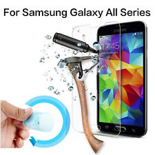 Nano Explosion-proof Soft Screen Protector Film Guard Case For Samsung Galaxy