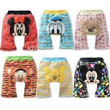 New Baby Boy/Girl Bloomer Nappy Cover long Pants 6-9M,9-12M,12-18M Minnie/tiger