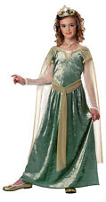 Queen Guinevere Kids Costume