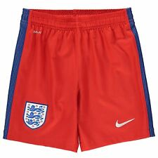 Nike England Away Shorts 2016 Juniors Boys Challenge Red Football Soccer Short
