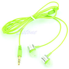 3.5mm In-Ear Earbuds Earphone Headset Headphone For MP3 iPhone Samsung  iPod PC