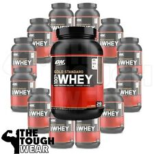 OPTIMUM NUTRITION - GOLD STANDARD 100% WHEY - 13 FLAVORS - PURE WHEY PROTEIN