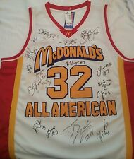 University of Texas Longhorns McDonalds All American Signed Jersey Kevin Durant