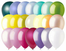 "12- 12"" Solid Latex Balloons Spring Inspired Color Palette Easter Wedding Flower"