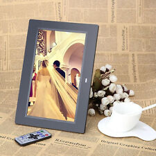 Hot 10.1 HD LCD Digital Photo Frame Alarm Video Player + Remote GT