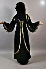 Bridal Wear Beautiful Exclusive Stiched with Disgner Abaya Abaya S-00075