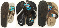 New Mens Luxury Urban Beach Flip Flop Thong Mule Cabrillo for Hajj Umrah Summer