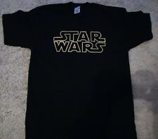 STAR WARS CLASSIC LOGO DOUBLE SIDED T-SHIRT