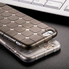 Luxury Shockproof Silicone/Gel/Rubber Back Case Cover For Apple iPhone 6/6S Plus