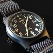 MWC G10 LM PVD Military Watch Black Stp, Date, 50m Water Resistance NEW BOXED