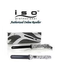 ISO Beauty Zebra Twister Curler Curling Iron Wand -  CHOOSE SIZE