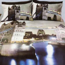 London - Quilt Cover Set - Available Single, Double, & Queen - Great Gift Idea!