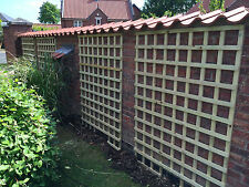 Square Timber Trellis FREE DELIVERY 50 MILES OF BOSTON