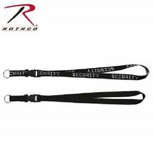 """Rothco 2702 Navy Neck Strap Key Ring-32"""" Strap-quick Release Chain"""