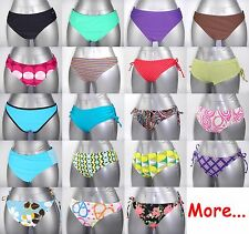 Bikini Bottom Women Ladies Swim Brief Slip Bathing Suit Swimwear Swimsuit S M XL