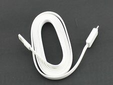 6FT Flat Micro USB Sync Data Transfer Charge Cable for LG Motorola Samsung Phone