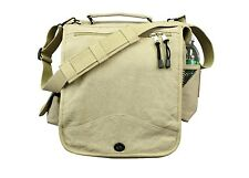 Rothco 8672 Canvas M-51 Engineers Field Bag - Khaki