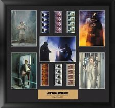 Star Wars Empire Strikes Back Montage Framed Film Cell
