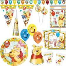 Winnie Pooh Children Birthday Party Deco Kids Party Motto Pooh Pu Birthday Bear