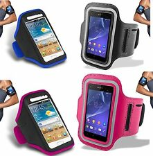FOR SPORTS RUNNING GYM ARMBAND STRAP CASE COVER FOR VARIOUS SAMSUNG 2016 PHONES