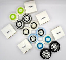 (2-pack) Replacement Brush Heads For Clarisonic Mia, Mia2, Aria, and Pro Plus