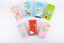 SANRIO KITTY PEKKLE JEWEPET SHINKANSEN MINA NO TABO BISCUIT BOX SHAPE PENCIL BAG