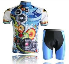 Bike Cycling XINTOWN Bicycle Jersey Sports Outdoor Short Sleeve Jersey + Shorts