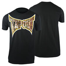 Tapout Dynasty T-Shirt (Black) - mma ufc street