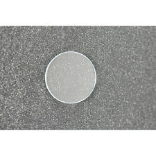 Round Flat Mineral Watch Replacement Crystal Clear Size 33.4mm
