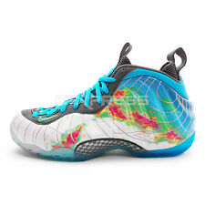 Nike Air Foamposite One PRM [575420-100] NSW Weatherman Penny White/Blue-Lime