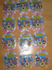 MOSHI MONSTERS MOSHLING FIGURES - SERIES 5 - PACK OF 5 INCLUDING 1 SURPRISE ONE