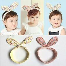 Cute Girl Baby Toddler Infant Ears Design Headband Hair Bow Band Accessories
