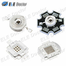 1W 3W 5W 10W 20W 30W 50W 100W High Power Infrared 850nm IR LED Beads Lamp Chip