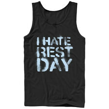 CHIN UP Rest Day Mens Graphic Tank Top - Fifth Sun