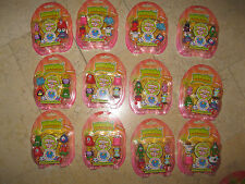 MOSHI MONSTERS MOSHLING FIGURES - SERIES 6 - PACK OF 5 INCLUDING 1 SURPRISE ONE