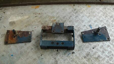 Kubota B8200 drawbar bracket/ bottom link pins/ brackets for compact tractor