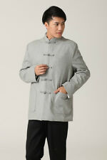 High quality wool Chinese style men's jacket coat  sz:M-L-XL-XXL-XXXL