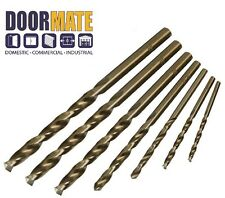 High Quality HSS cobalt drill bits Free UK Delivery