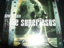 The Superjesus / Sarah Mcleod Down Again Australian CD Single