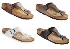 Birkenstock Ramses Birko Flor Toe Post Sandals Shoes Women Men -narrow regular-