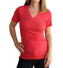 2 Pack Womens Bamboo Short-Sleeve T-shirts + FREE bamboo organic natural tee!