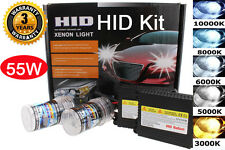 D2S Low Beam or H7 High Beam HID Headlight Conversion Kit Fit Cadillac Catera
