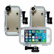 AU Ship GoPro iPhone 5/5s/SE Case for Extreme Action Sport Waterproof IP68 Cover