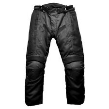 RST Blade Textile Motorcycle Trousers Black