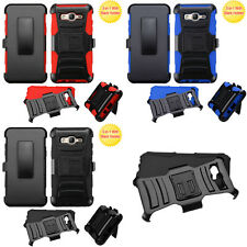 Armor Stand Belt Clip Holster Cover Protector Phone Case Samsung Galaxy On5 G550