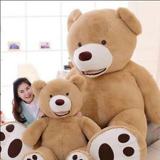 "Real Huge Giant JUMBO Bear Giant Stuffed Plush Teddy Bear Great Gift 39""- 133"""