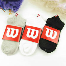 Fashion Mens Sports Socks Lot Crew Ankle High Low Cut Boys Casual Cotton Socks
